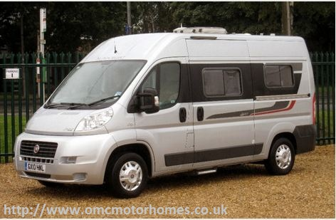 Cheap used and new motorhome for sale in nottingham with all the amenities