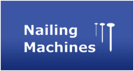 Nailing-machines is an italian manufacturer of innovative, flexible, extremely simple and reliable nailing machines for wood.