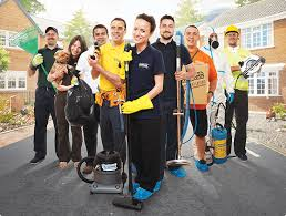 Cleaning business with fantastic sercices