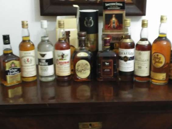Best 1960.70.80.90 whisky + french cognac