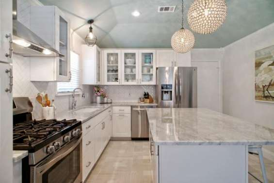 Marble kitchen worktops/countertops for kitchen renovations at cheap price in london