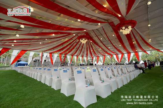 Pictures of Big outdoor waterproof clear span canopy event tent for parties 2