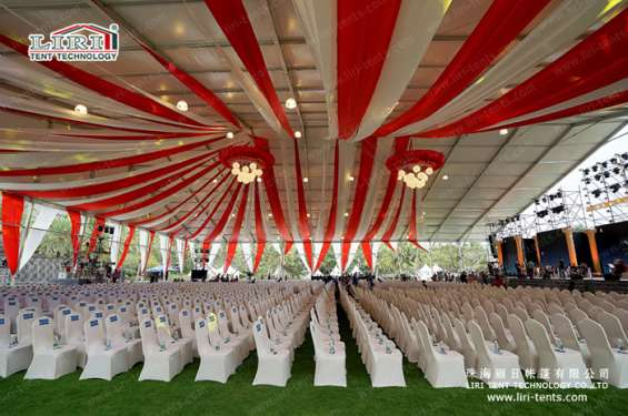 Pictures of Big outdoor waterproof clear span canopy event tent for parties 3