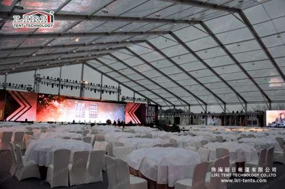 Pictures of Transparent austrialia luxury wedding tent 2