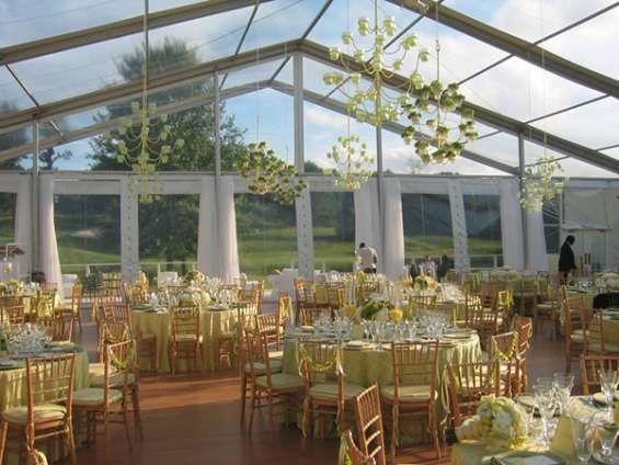 Pictures of Transparent austrialia luxury wedding tent 4