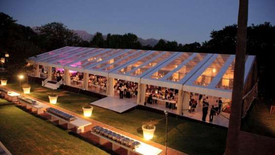 Pictures of Transparent austrialia luxury wedding tent 3