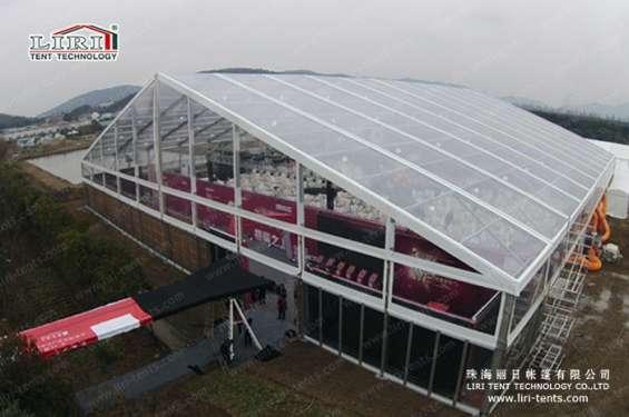 Pictures of Transparent austrialia luxury wedding tent 5