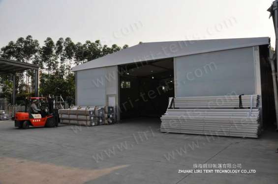 Warehouse tent aluminum structure long life span building
