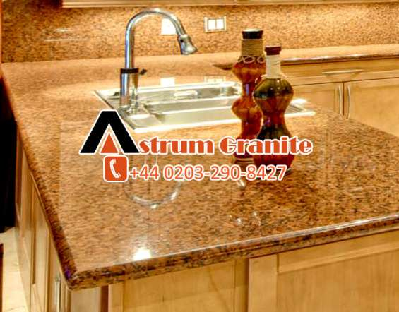Granite countertop: customers best choice for kitchen design in london