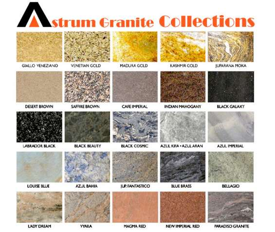 Best kitchen renovations material for customer on astrum granite