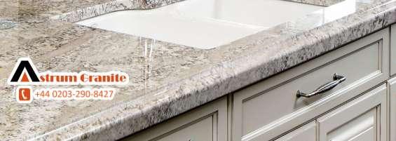 Order granite & quartz worktops/countertops at discounted prices in london - astrumgranite