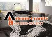 Granite & Quartz Countertops/Worktops at Cheap Price for Kitchen in London Astrum Granite