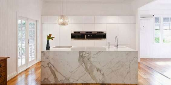 Marble worktops near me in london to redesign the kitchen interior