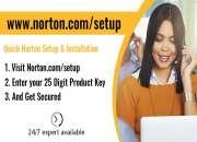 norton setup - Enter Product Key - Download Norton