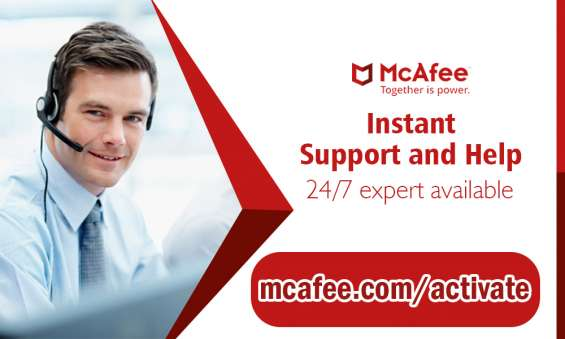 Mcafee activate - enter product key