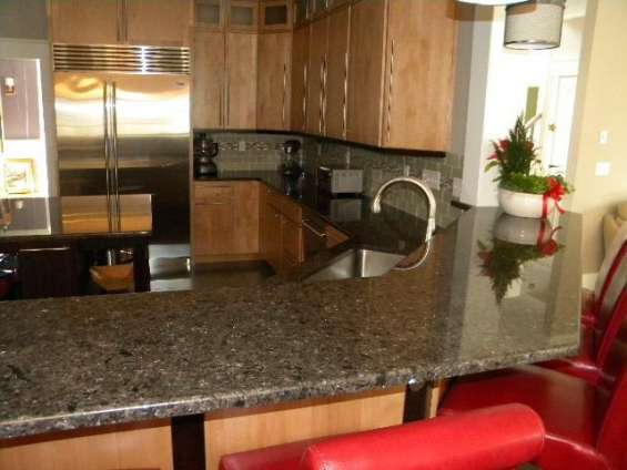 Pictures of Labrador antique granite kitchen countertops at cheap price uk 2